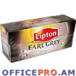 Lipton in tea bags.  (25 bags per box), Earl Grey. Black.