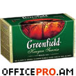Tea bags, 25 bags per box,, Greenfield Kenyan Sunrise, black.