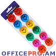 Super strong color magnet for dry white boards, 10 pcs., 5 colors, ф 30 мм.