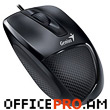 Optical mouse with browsing button, USB port, NetScroll 310, black.